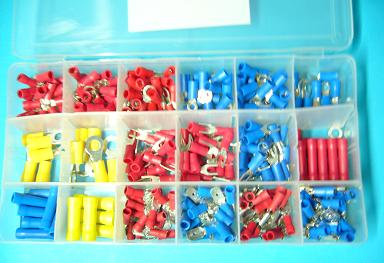300pcs Insulated Wire Connectors