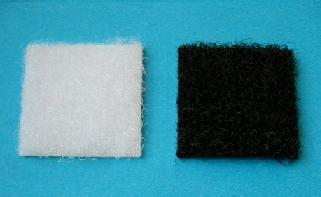 Velcro Hook & Loop Squares (Adhesive & Non Adhesive)
